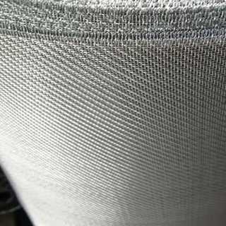 Stainless Steel Twilled Weave Mesh